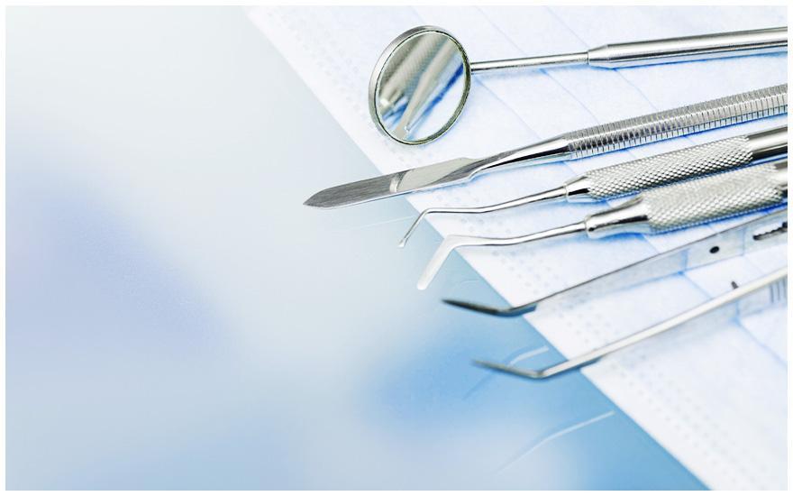 przyrządy stomatologiczne